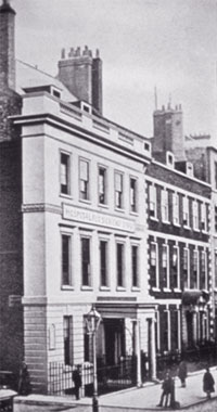 The Original Hospital at 49 Great Ormond Street (nd)
