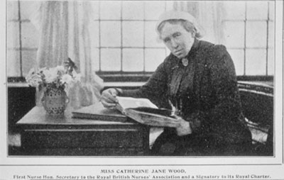 Catherine Jane Wood (c1841-1930)