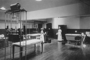 Electrical Department, 1910