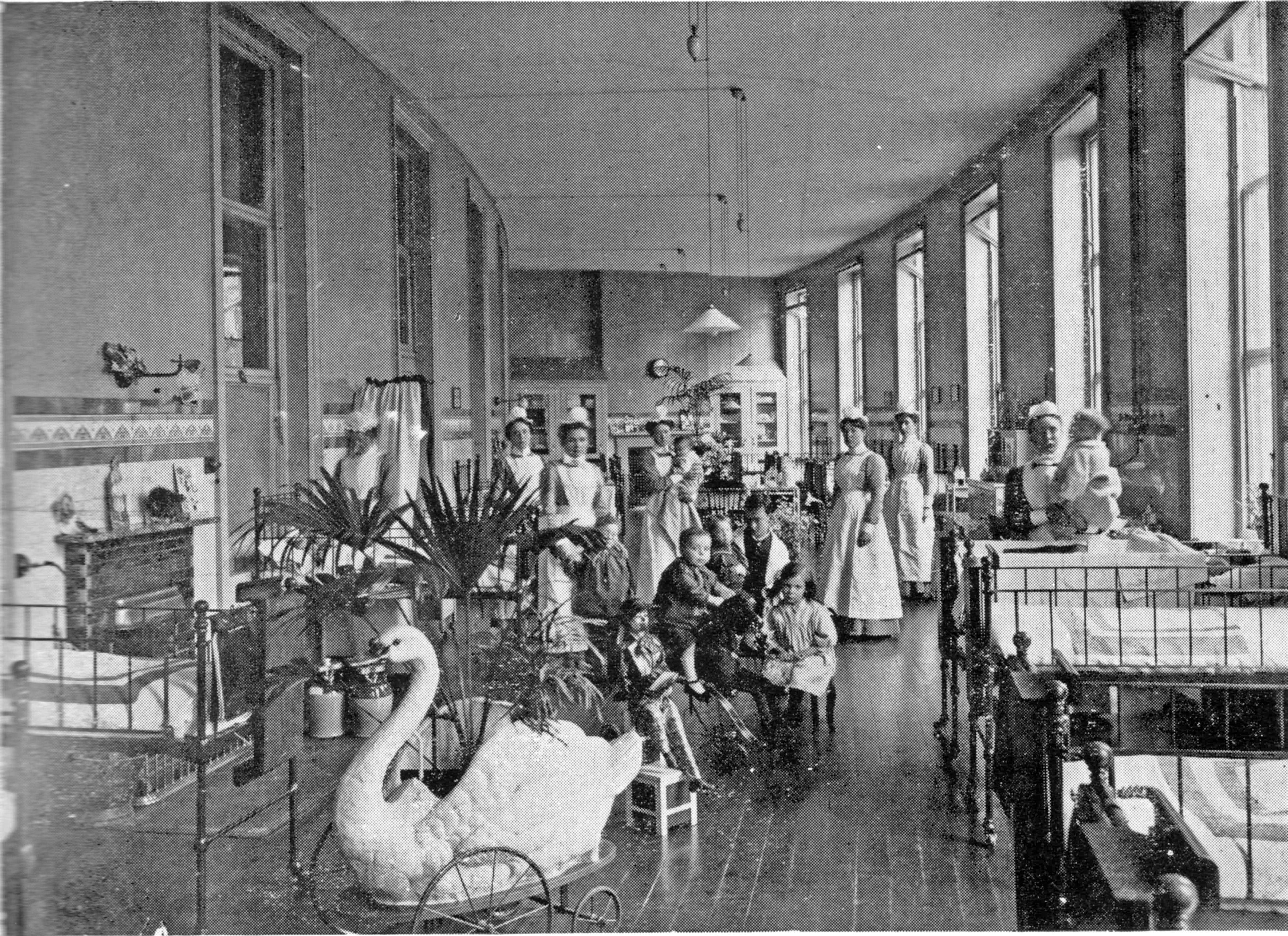 History of Hospital