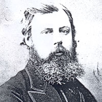 Dr William Howship Dickinson (1832-1913)